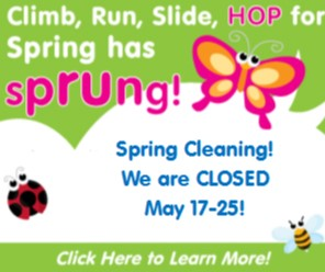 Closed Spring Cleaning